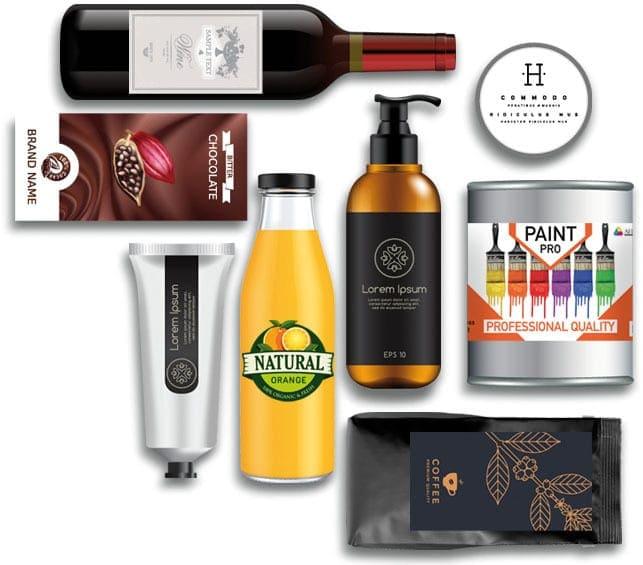 ADR Label Imprimantes d'étiquettes